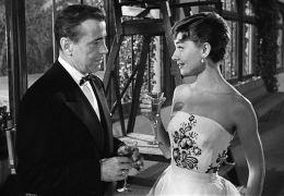 Sabrina - Humphrey Bogart und Audrey Hepburn