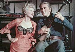 Mit stahlharter Faust - Jeanne Craine und Kirk Douglas
