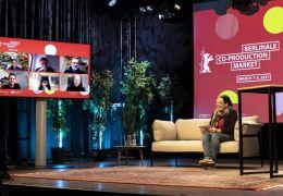 Co-Production Market mit Moderatorin Naomi Levari
