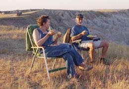Nomadland - Frances McDormand und David Strathairn