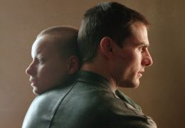 Minority Report -  Samantha Morton und Tom Cruise