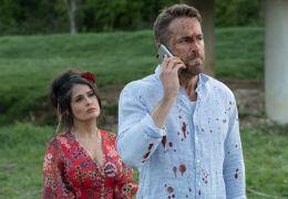 Killer's Bodyguard 2 - Salma Hayek und Ryan Reynolds
