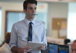 Margin Call - Junganalyst Peter Sullivan (Zachary Quinto)