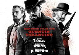 Django Unchained - Hauptplakat