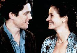 Notting Hill - Hugh Grant und Julia Roberts