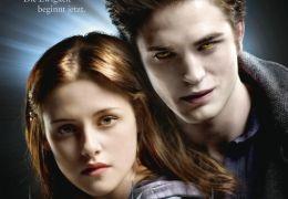 'Twilight - Biss zum Morgengrauen' - Kinoposter