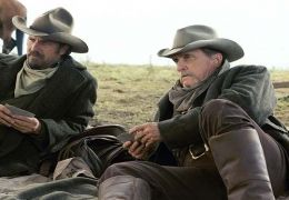 'Open Range': Charley Waite (Kevin Costner) und Boss...riebs
