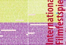 Detailansicht Geburtstagsplakat Berlinale 2010