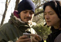 Orlando Bloom und Regisseur Shunji Iwai - 'New York,...You'