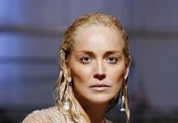 Sharon Stone als Catherine Tramell.