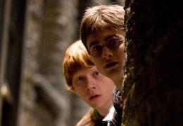 Rupert Grint und Daniel Radcliffe in Harry Potter und...prinz