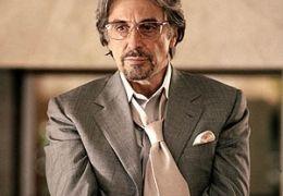 AL PACINO als Ober-Mafioso 'Starkman' in Martin...ISIKO