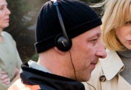 Oliver Hirschbiegel, Nicole Kidman und Daniel Craig