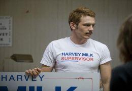 James Franco in 'Milk'