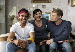 Elyas M'Barek, Sibel Kekilli und Matthias...Man'