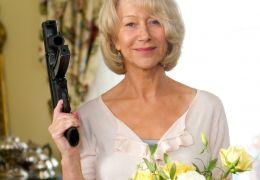 R.E.D. - Viktoria (Helen Mirren) kann sich noch nicht...hnen.