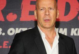 R.E.D. - Bruce Willis (Pressekonferenz 18.10.2010 in...rlin)
