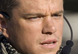 Matt Damon stars as Roy Miller / Green Zone