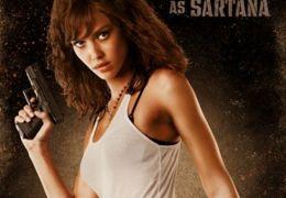 Jessica Alba - Charakterposter zum Film 'Machete'