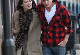 Keira Knightley und Rupert Friend