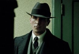 Christian Bale in 'Public Enemies'