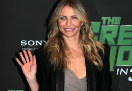 Cameron Diaz, The Green Hornet - Fotocall THE GREEN...Adlon