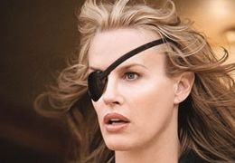 Daryl Hannah in KILL BILL