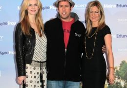 Brooklyn Decker, Adam Sandler und Jennifer Aniston -...erlin