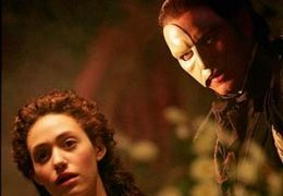 Christine (Emmy Rossum) und das Phantom (Gerard Butler)