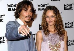 Vanessa Paradis und Johnny Depp: