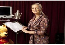 Barbara Schöneberger singt zwei Songs für 'Winnie Puuh'