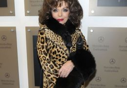 'Der Denver-Clan'-Star Joan Collins