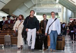Hangover 2 - (L-r) ZACH GALIFIANAKIS as Alan, BRADLEY...Bros.