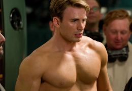 Captain America: The First Avenger - Chris Evans...ogers