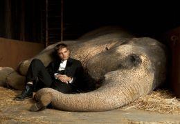 Jacob Jankowski (Robert Pattinson) in 'Wasser für die...nten'