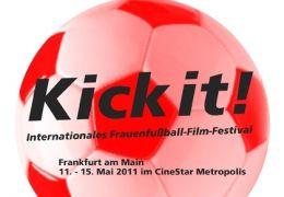 Kick it! Internationales Frauenfußball-Film-Festival