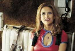 Kelly Preston in 'Flight Girls'