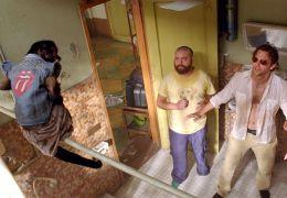 Hangover 2 - (L-r) ZACH GALIFIANAKIS as Alan, BRADLEY...Bros