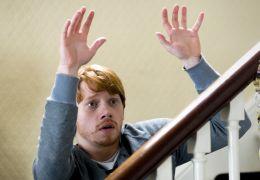 Rupert Grint in 'Wild Target'