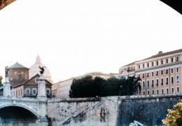 Oma in Roma - Oma Marguerita (Marianne Sägebrecht) im...Tiber