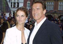 Maria Shriver und Arnold Schwarzenegger
