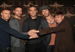 'Take That' - 'Die drei Musketiere'