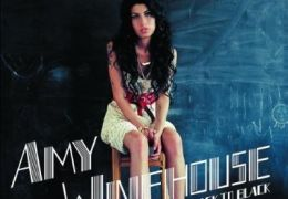 Amy Winehouse - Back To Black Album Cover