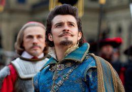 Die drei Musketiere - Orlando Bloom als der Herzog...lieu)