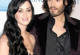 Katy Perry mit Russell Brand