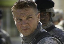 Jeremy Renner in 'Tödliches Kommando'