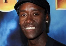 Don Cheadle, Photo Call for Paramount Picture's and...an 2'
