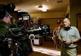 Werner Herzog am Set von 'Bad Lieutenant: Port of...eans'
