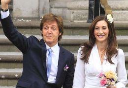 Paul McCartney und Nancy Shevell