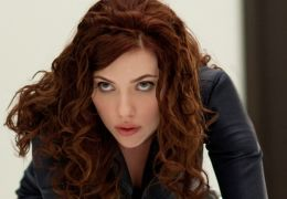 Black Widow (Scarlett Johansson) - Iron Man 2